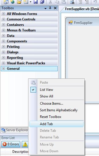 Install Dotnetbar Pada Visual Studio 2008 – AHTech